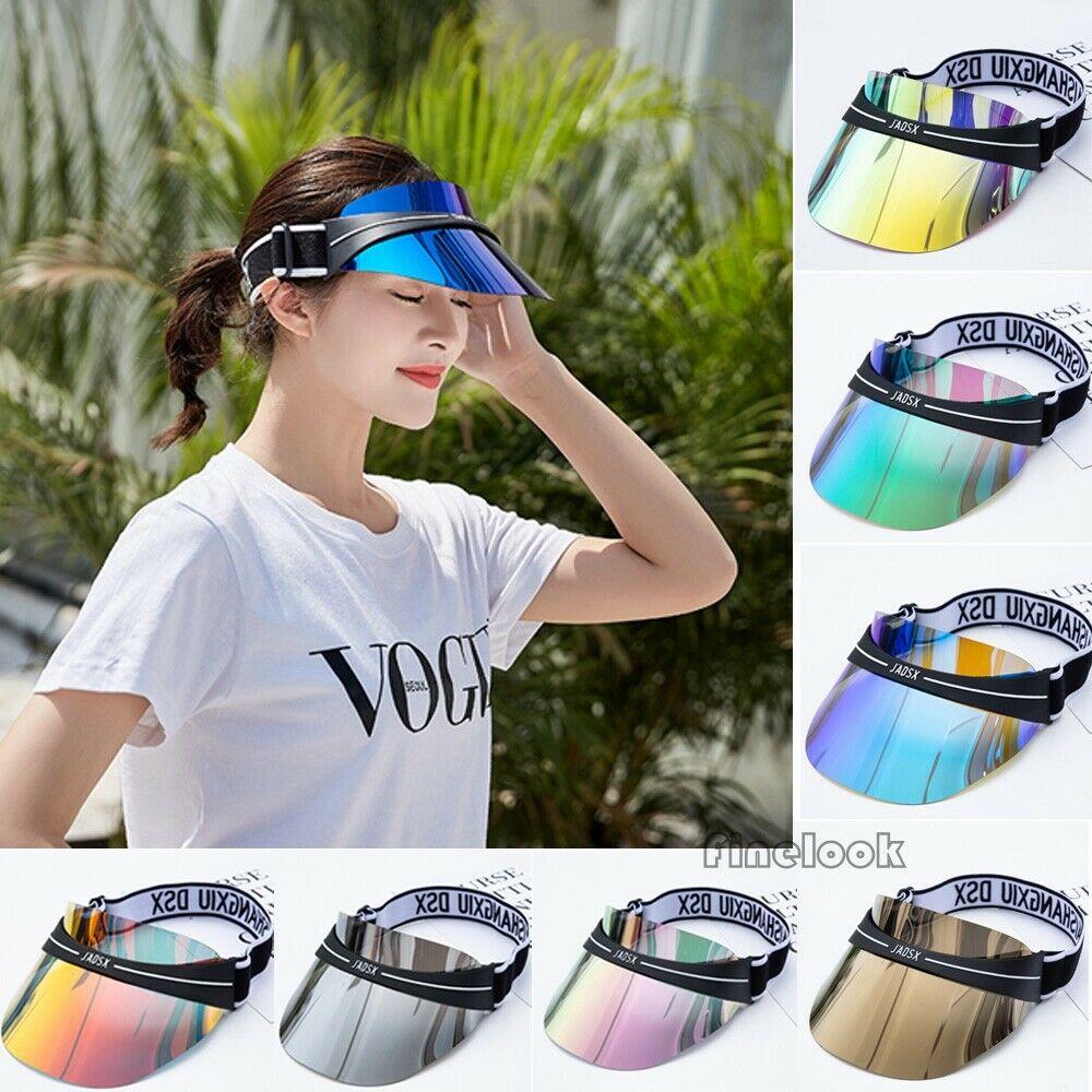 Sun Visor Adjustable Sports Tennis Golf Headband Cap Unisex Men Women Hat Vizor