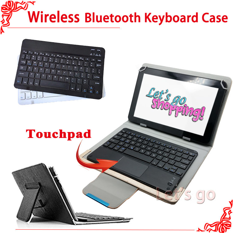 Universal wireless bluetooth Keyboard For 9 9.7 10 10.1 inch Android Windows tablet pc,Keyboard case for 9.7 10 10.1 inch tablet universal 61 key bluetooth keyboard w pu leather case for 7 8 tablet pc black
