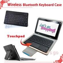 Универсальный беспроводная bluetooth Клавиатура Для 9 9.7 10 10.1 дюймов Android Windows tablet pc, Клавиатура чехол для 9.7 10 10.1 дюймов таблетки