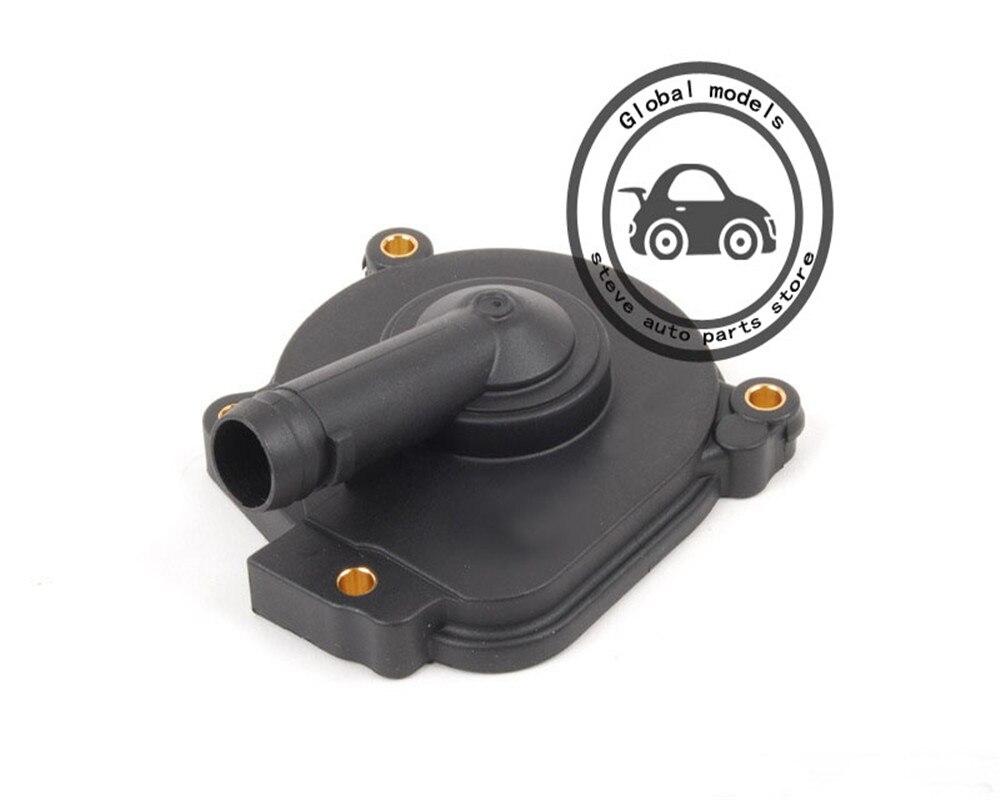 Aceite de motor tapa separadora + sello para Mercedes Benz ML280 300, 320, 350, 450, 500 GL320 GL350 GL420 GL450 GL500 550
