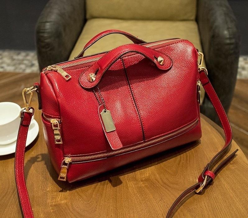 NO.1 NEW 2015 Women Luxury Brand Bags European Women Messenger bags Retro Genuine Leather Handbag Fashion Women Hand bags HN02 Сумка