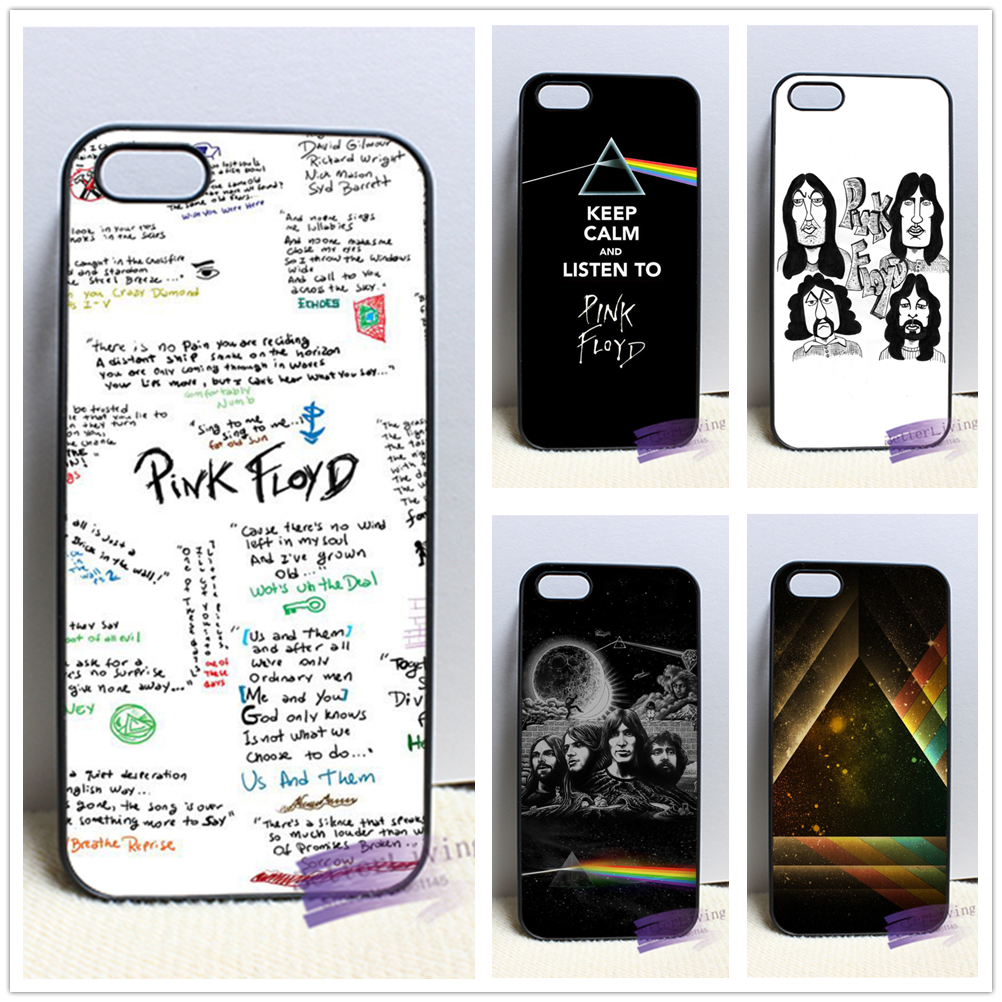 Pink Floyd 9 fashion cell phone case cover for iphone 4 4s 5 5s 5c SE 6 6s plus 7 plus #RE32