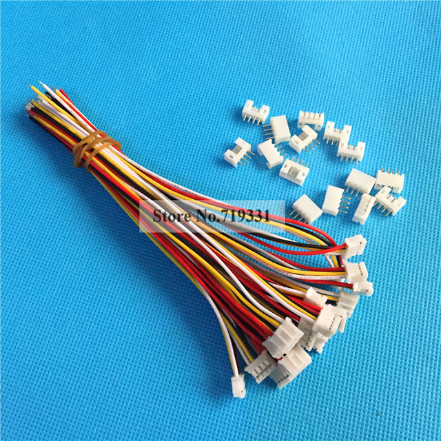 Aliexpress.com : Buy 50Sets MIni 2.0mm 4pin Cable Micro PH 2.0 2.0mm ...