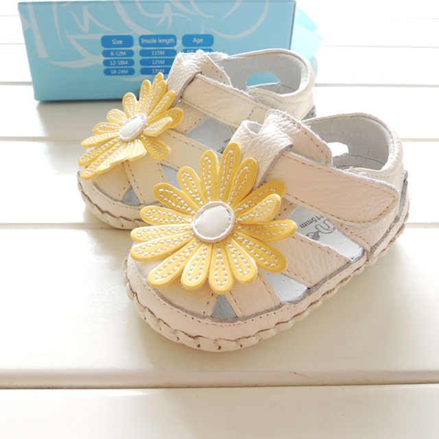 Soft Sole Baby Girl Summer Shoes Toddler Moccasin Polo Sapato Infantil Menino First Walkers Leather Baby Items 703139