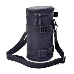 Водонепроницаемый защитный чехол для объектива камеры, чехол для объектива DSLR, сумка для объектива, мягкая сумка для объектива DSLR для объек...