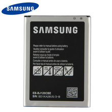 цена на Original Samsung EB-BJ120CBE Battery For Samsung Galaxy Express 3 J1 2016 J120 SM-J120A SM-J120F J120A J120h J120ds 2050mAh