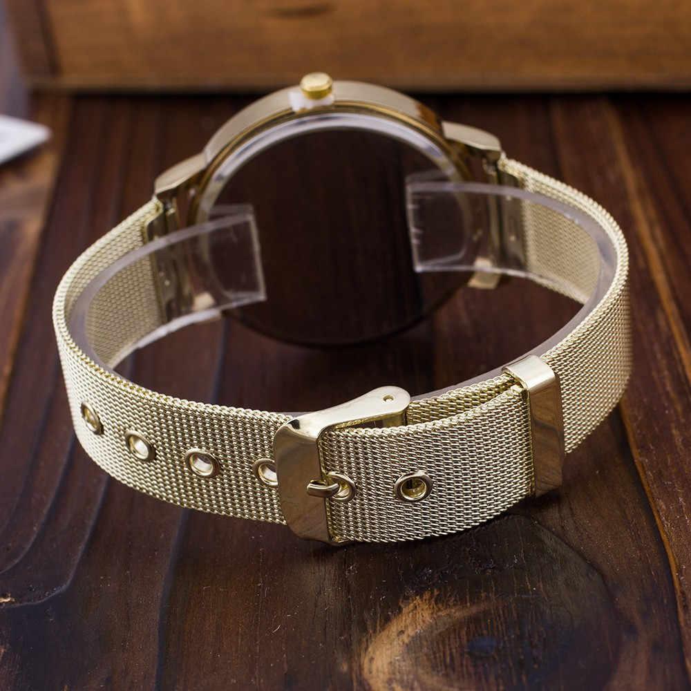 למעלה מותג יוקרה 2019 montre ווג נשים יהלומים אנלוגי נירוסטה קוורץ שעון יד שעונים reloj mujer marcas famosas