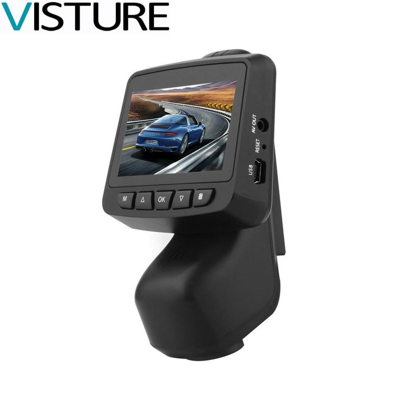 Dash Cam With Sony IMX323 WiFi Novatek 96658 FHD 1920*1080 30fps Video Recorder 2.45 inch IPS Screen Car DVR Camer Visture A307