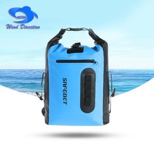 outdoor 45L camping river trekking bag swimming hiking surfing beach backpack diving upstream drift Dry and wet isolation