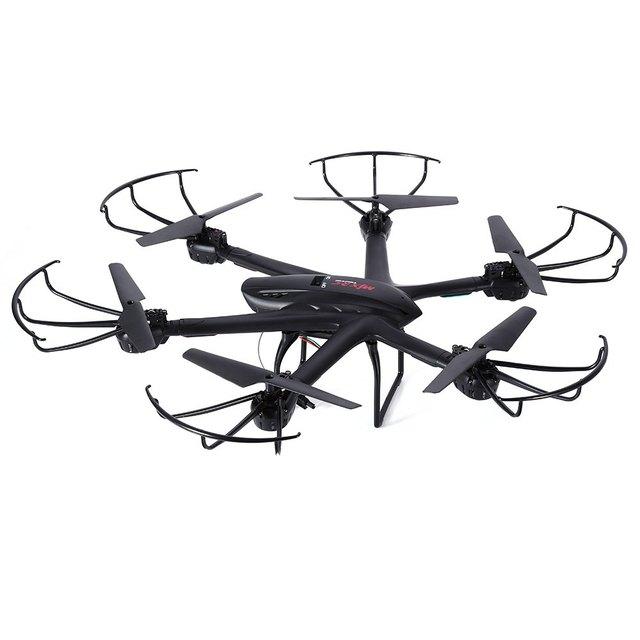 F17742/3 X601H MJX RC Quadcopter Drone FPV Cámara HD WIFI APP/Transmisor de mantenimiento de Altitud de Una Tecla de Retorno sin cabeza Helicóptero RTF