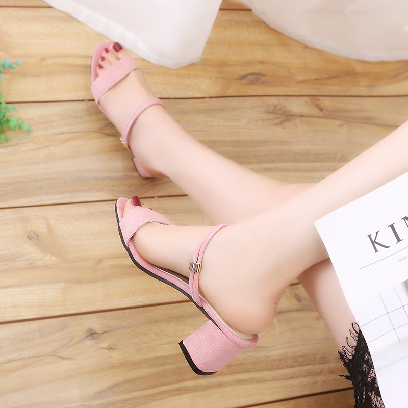Nuevas Calidad Alta Flock Eedwh2y9i De Sandalias 2019 Zapatos Mujer wXiTPkuOZ