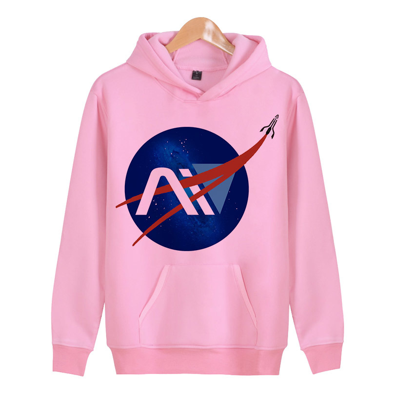 Mass Effect andromeda 2018 New Fashion Hoodies Men Hooded Sweatshirt Male Hoody Hip Hop Autumn Winter Hoodie Mens Pullover <font><b>X5670</b></font> image