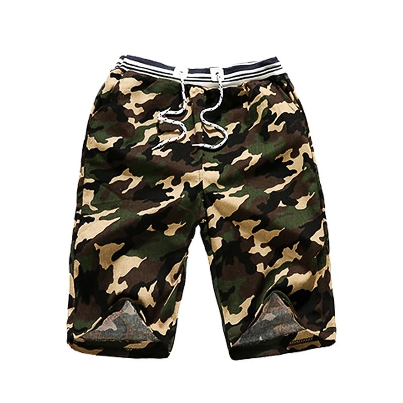 Shorts Mens Bermuda 2018 Summer Men Camouflage Beach Hot Cargo Men Boardshorts Male Brand MenS Short Casual Fitness XXXL