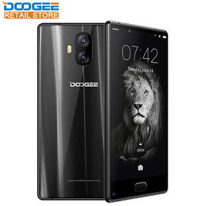 "Doogee Mix Lite 5.2"" HD Mobile Phone Android 7.0 MT6737 Quad Core 2GB RAM 16GB ROM 13MP Dual Camera Fingerprint ID 4G CellPhone"