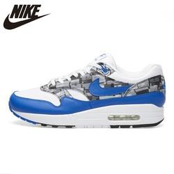 NIKE AIR MAX 1 PRINT WE LOVE NIKE ATOMS Running Shoes Sneakers Sports for Men AQ0927-100 40-45