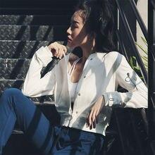 Женская спортивная куртка eshines 2019 Новая повседневная женская
