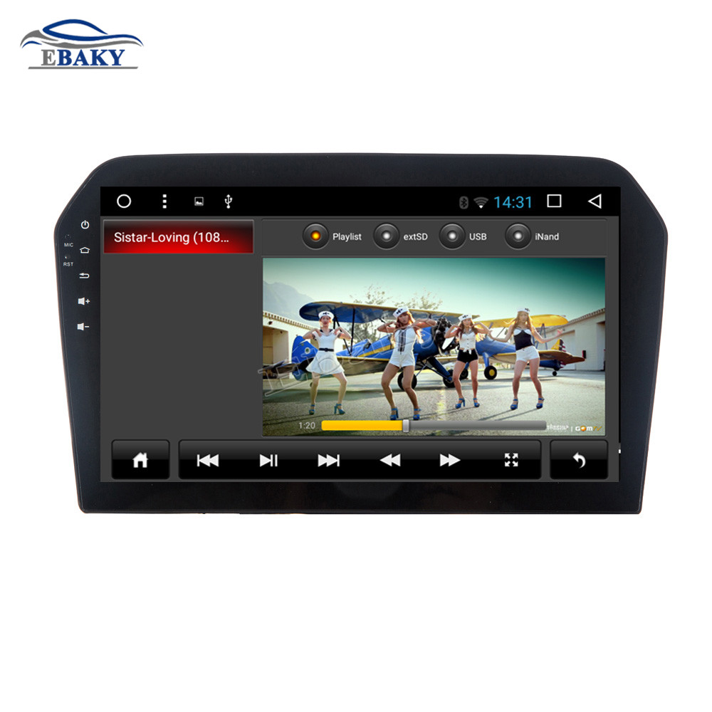 Perfect NaviTopia 9inch Octa Core Android 7.1 8.1 Car DVD GPS Navigation for VW JETTA 2013 2014 2015 2016 Auto Multimedia Radio Stereo 17