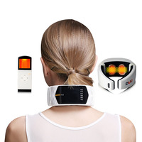 Multifunctional Cervical Spine Massager Electric Intelligent Charging Neck Meridian Health Fields