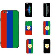 Kuantan Bendera Nasional Lambang Eagle Theme TPU Ponsel Case untuk Iphone 6 7 8 S XR X PLUS 11 Pro Max(China)