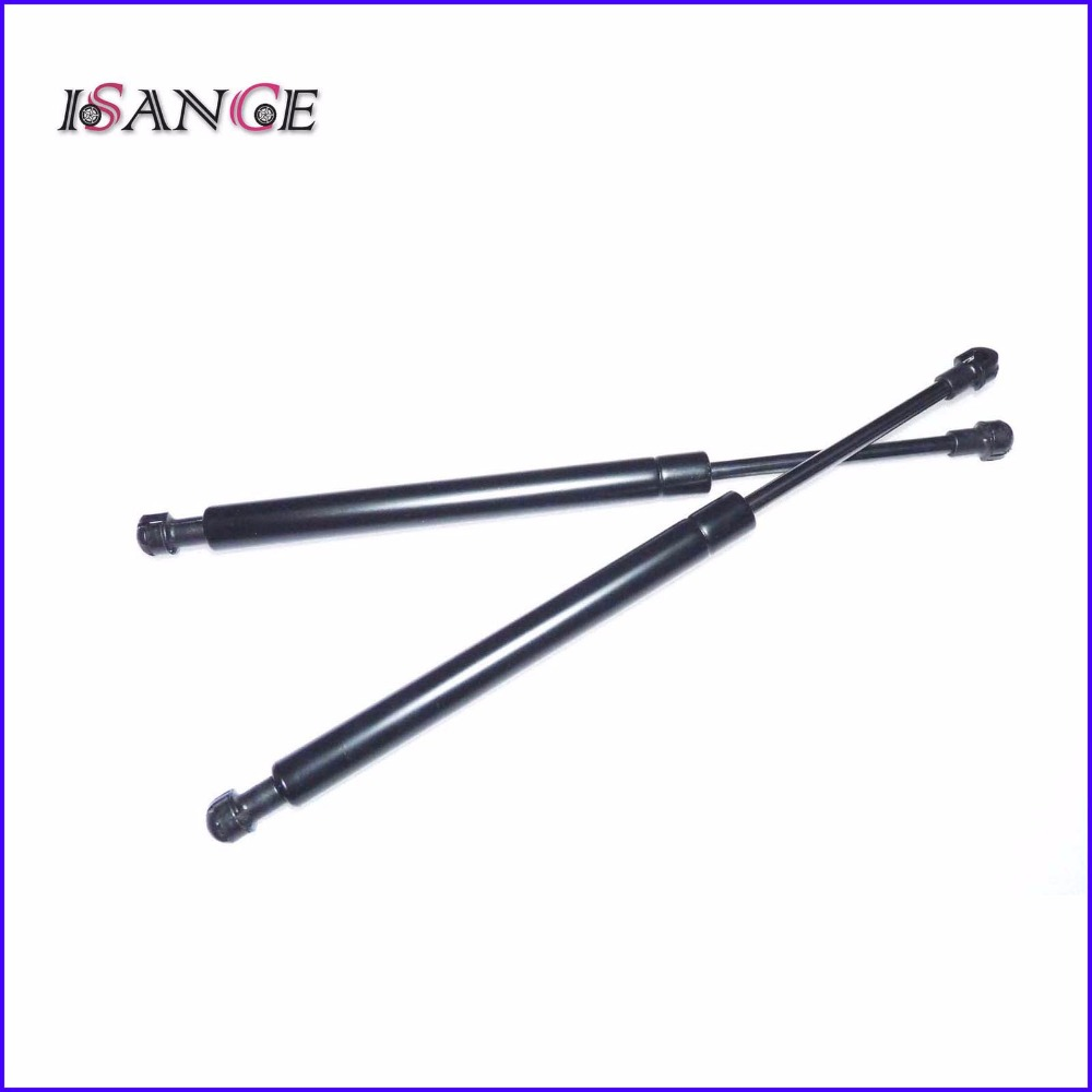 ISANCE 2PCS Hood Lift Pressurized Support Strut Gas Spring