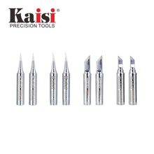 kaisi  TOP 2 IN 1 Soldering Iron Tip Lead-free For Solder Station Tools Welding Tips 900M-T-I/ 900M-T-IS/ 900M-T-K