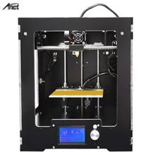 Анет 3D принтер A3 Полный Собранный Desktop 3d-printing UPGRADED плата с 10 м нити 16 ГБ