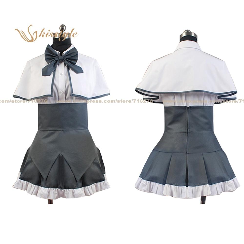 Mode Kisstyle illimité Fafnir Juo Mujin pas Fafnir Iris Freyja uniforme COS vêtements Cosplay Costume