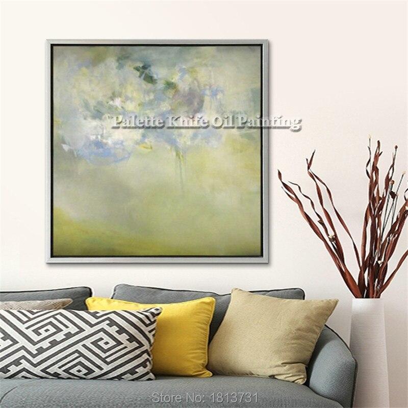 Nodic painting Ručně malované plátno moderní abstraktní olejomalba, nástěnné obrazy do obývacího pokoje domova, cuadros art wall