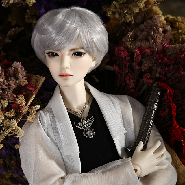 New arrival BJD SD 1/3  Doll DistantMemory Hwayoung birthday gift  Free Eye Balls Fashion Shop