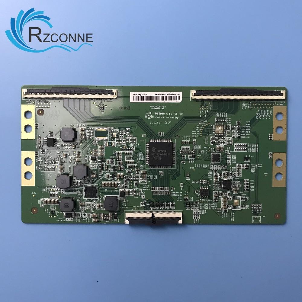 Logic Board Card Supply For HV430QUB-N1A 47-6021244 T-con Board RCA RTU4300 LUXOR LUX0143004/01