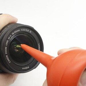 2018 Air Blower Poeira Bomba de Borracha Poeira Blower Cleaner Ferramenta de Limpeza Da Lente DSLR Para Câmera SLR CCD Lente Binocular relógio portátil