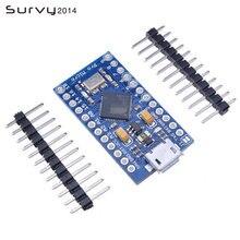 Сменный atmega32u4 pro micro 5 в 16 МГц для arduino mini с 2
