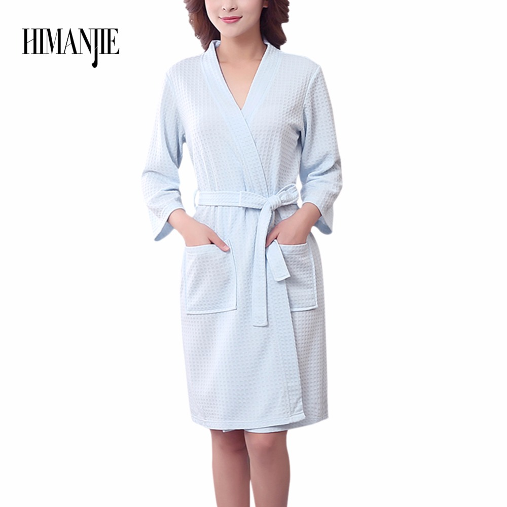 Buy low price, high quality dressing gown waffle with worldwide shipping on housraeg.gq