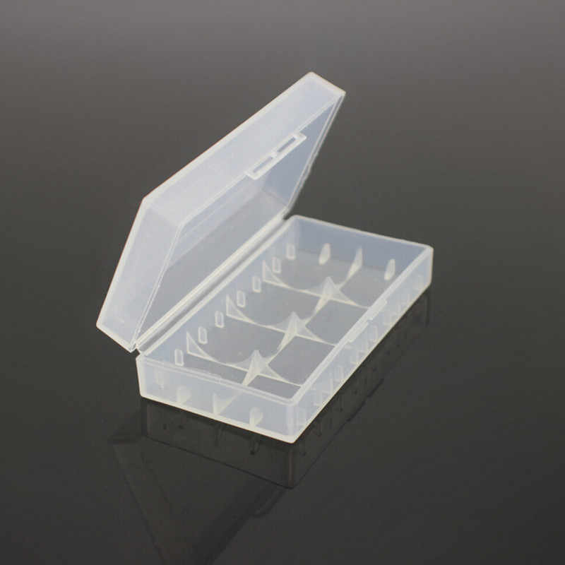 Hot 1 pc Kleurrijke Plastic Battery Case Houder Storage Box Voor 18650 CR123A 16340 Batterij Container Bag Case Organizer Box case