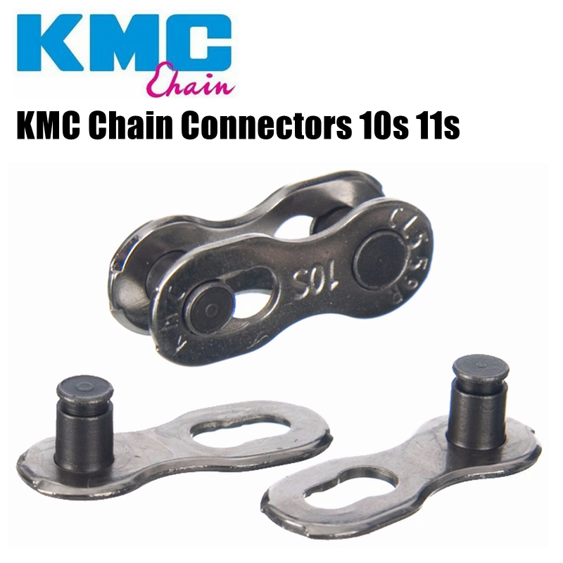 KMC Chain Connectors 10 11 Speed Chains Magic Buckle Compatible With Shimano Sram Campagnolo  Chains