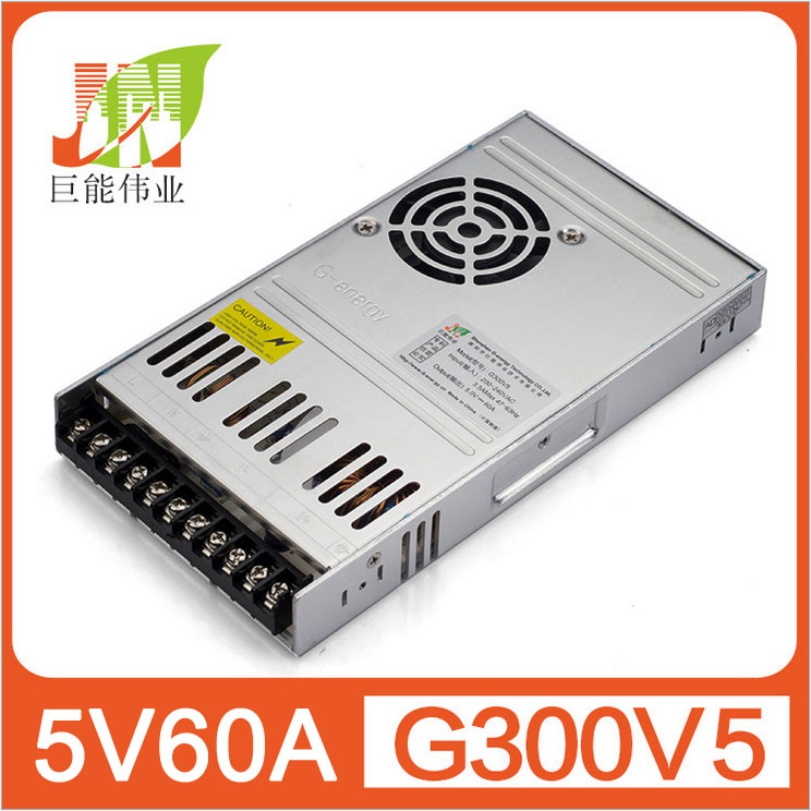 Ultrathin LED Display Power Supply, Input 210~ 230VAC,Suitable For Outdoor And Indoor P3 P4 P5 P6 P7.62 P8 P10 Led Display