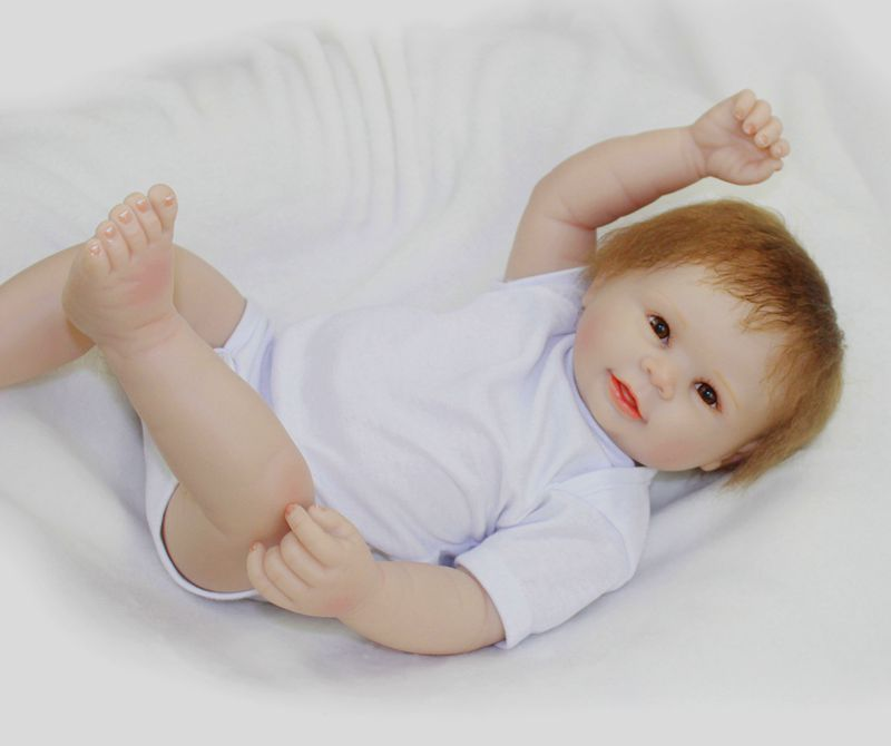Reborn Anak Lengkap Vinil 2