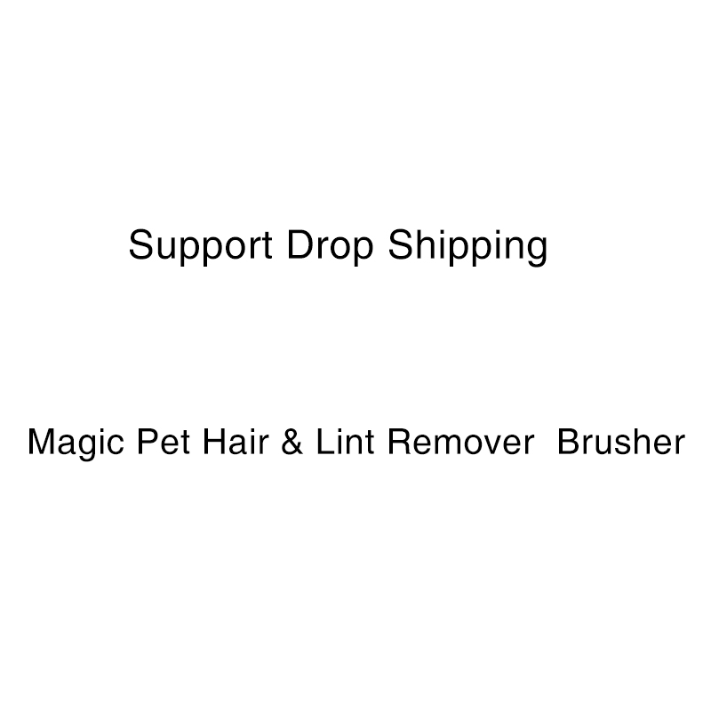 Fur Cleaning Brushes Pet Hair & Lint Remover Magic Cloth Fabric Brush Reusable Device Dust Static Electrostatic Cleaners