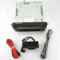 DOXA OEM RCD510 CD Player & RGB Rear View Camera & Wire Harness Set For VW Passat B6 B7 CC Golf MK5 MK6 Beetle CADDY 56D827566A