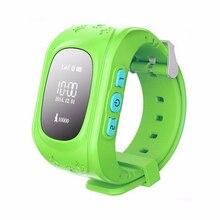 Q50 Smart Watch Children Kid Safe GPS Tracker Watch Wristwatch GSM SOS Anti-Lost Smartwatch for Kid Children Anti Lost Monitor