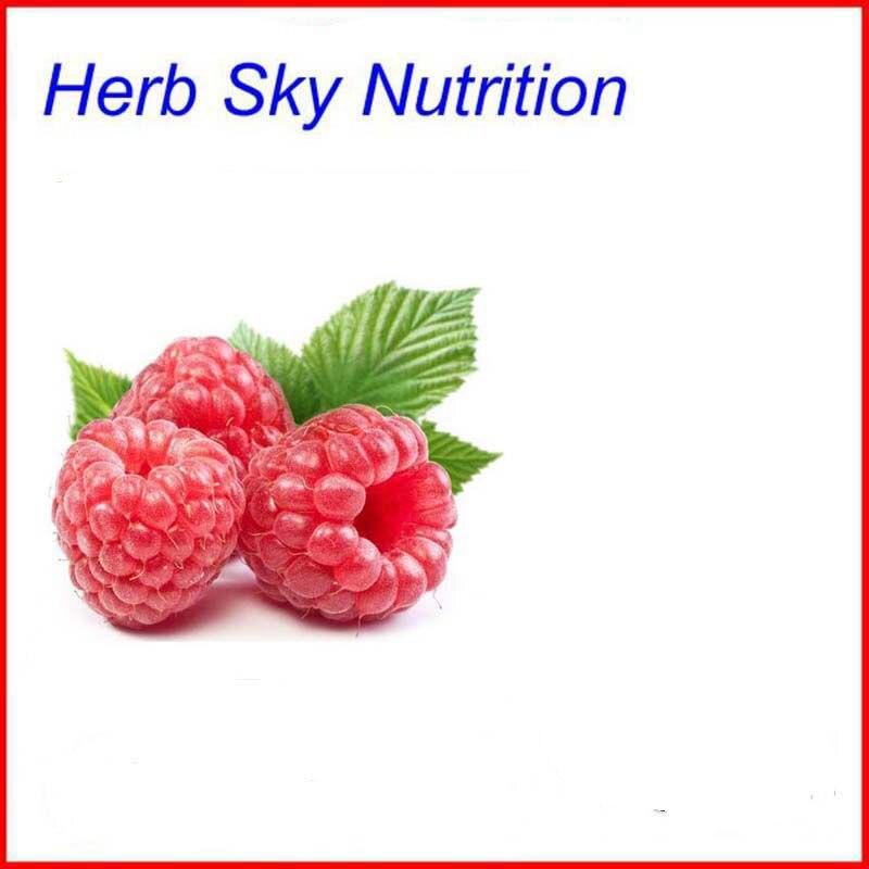 Natural raspberry oil free shipping by Epacket. free shipping pure nature raspberry extract raspberry ketones powder 500mg x 100caps