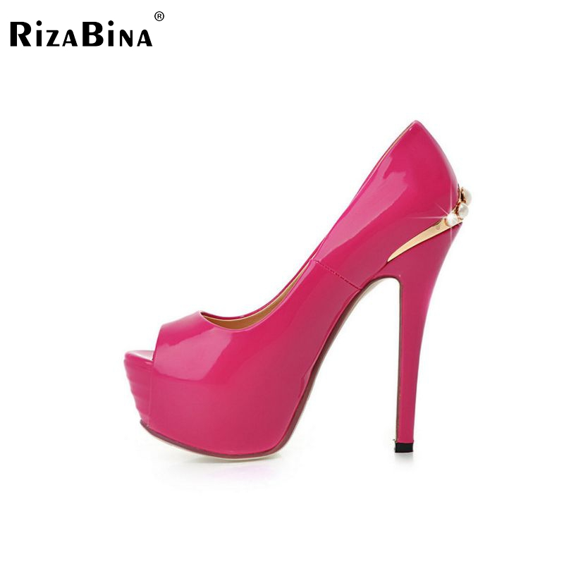 women peep open toe thin high heel shoes brand party sexy female platform heeled sexy pumps heels shoes size 32-43 P18135 made to order red sequin women shoes peep toe 2015 shoes women thick heel shoes for women sexy pumps shoes for high heeled