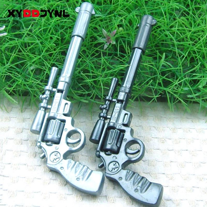 2XRoscoe Fiveshooter Gun - Creative Ballpoint Pen Cute Funny Kawaii Pens Canetas Rollerball Pen School Supplies Papelaria Gifts