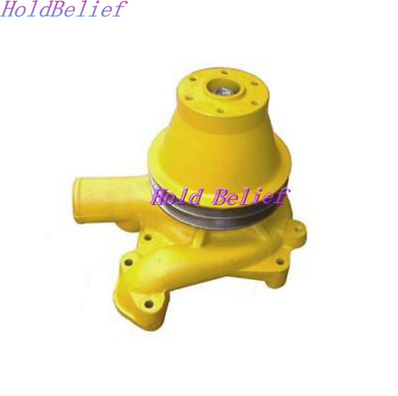 US $98 0 |New 6D105 Engine Water Pump 6136611102 for Komatsu PC200 1 PC200  2 Excavator on Aliexpress com | Alibaba Group