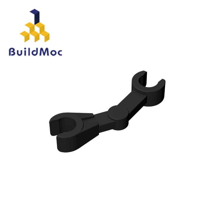 BuildMOC Kompatibel untuk Technic 30377 untuk Blok Bangunan Angka LOGO LOGO Pendidikan Teknologi Tinggi Suku Mainan