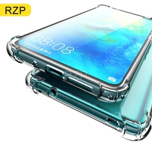 RZP 3D Clear Transparent Phone Case For Huawei Mate 10 20 X