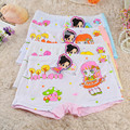 wholesale 2015 new children cartoon panties kids girls underwear boxers for girl comfortable modal cueca infantil 10pcs/lot