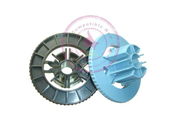 C7769-40153 C7769-40169 Black + bule Spindle Hub for HP design Jet 500 510 800 1050 1055