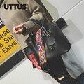 2016 designer de Marca bolsas femininas bolsas femininas de Couro saco senhoras Bolsa De Crocodilo Padrão Bolsa Bolsa de Ombro Fêmea Sacola Sac