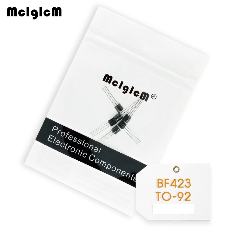 MCIGICM 5000pcs in line triode transistor TO 92 0.1A 250V PNP BF423-in Transistors from Electronic Components & Supplies    2